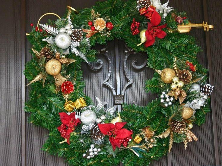 neulasia kuvia, seppele taustakuvia, koriste vektori, lomakuvat, kukkia taustat, joulu kuvia, ovi materiaali