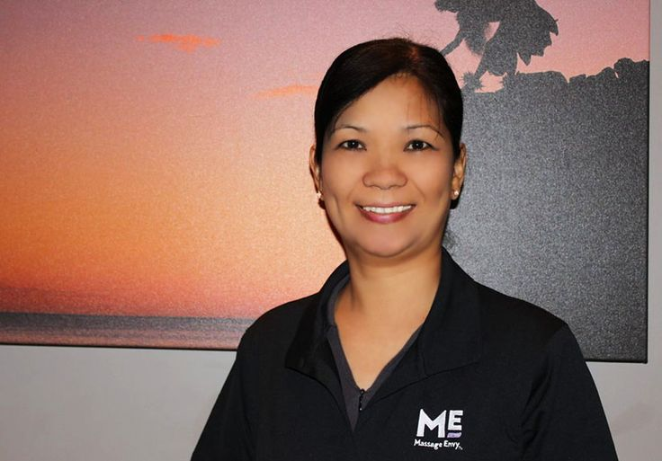 "#featurefriday Employee Feature: Meet Madel, our #Massage #Therapist at our #Kaneohe #MassageEnvy #Hawaii location. #spa Madel favorite vacation memory is in Seattle Washington and South Korea. She says of working at Massage Envy, ""I am working with a team of great Massage Therapist."