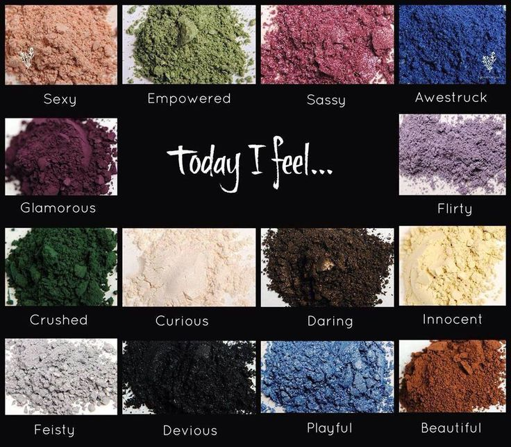 #pigments #younique  a shade for your every mood!! Shop online with me : www.youniquebyjulez.com