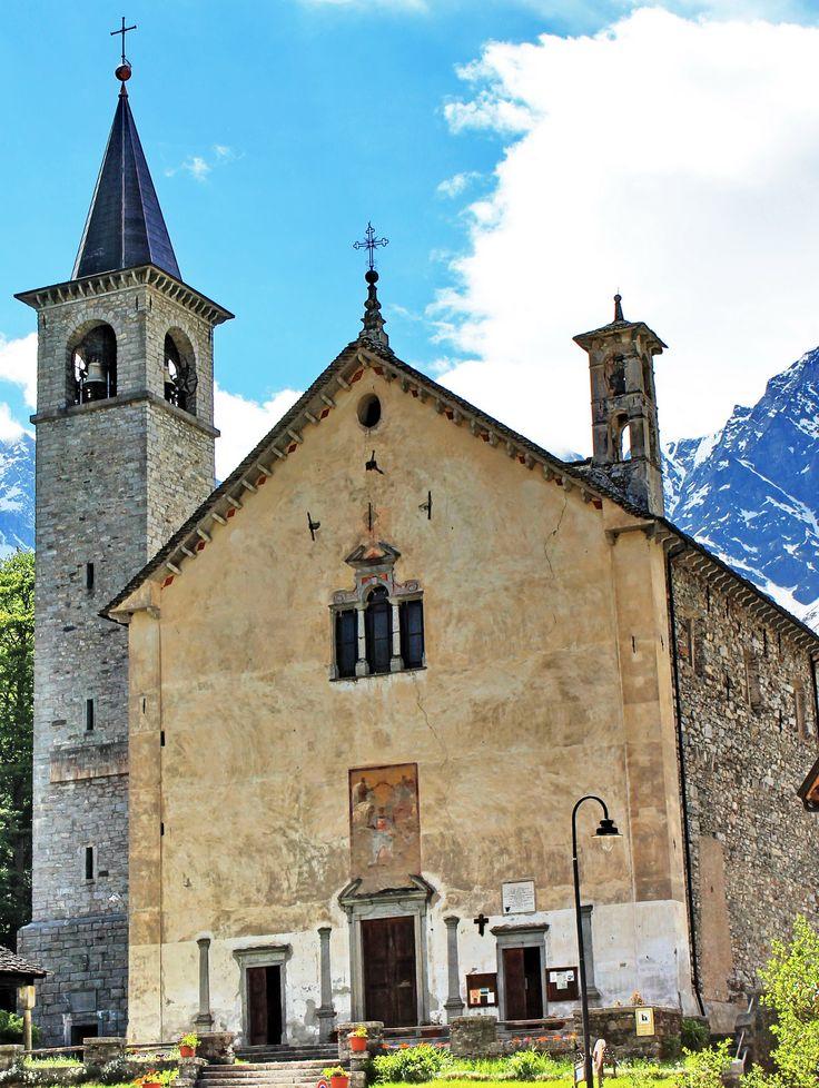 MACUGNAGA (Piemonte) - by Guido Tosatto