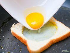 3 formas de hacer huevos en canasta - wikiHow