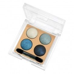 Golden Rose Wet & Dry Eyeshadow, Μπλέ 01