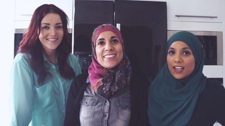 Mascha, bekend van beauty-vloggloss weet alles over beauty en vloggen maar weet ze ook iets over de ramadan en we maken een heerlijke iftar.