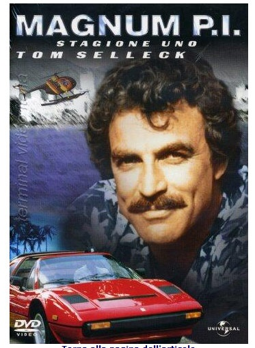 Magnum P.I. with Tom Selleck