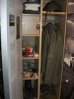 Der Soldatenspind - DDR Museum Karl-Liebknecht-Str. 1
