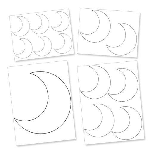 1050 best gamma phi beta images on pinterest gamma phi beta printable crescent moon template sorority pronofoot35fo Choice Image