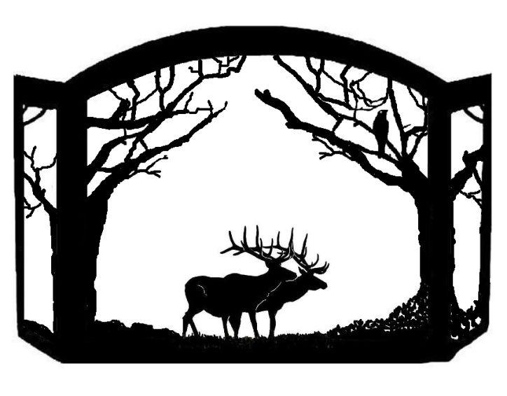 Best 25+ Rustic fireplace screens ideas on Pinterest | Rustic ...