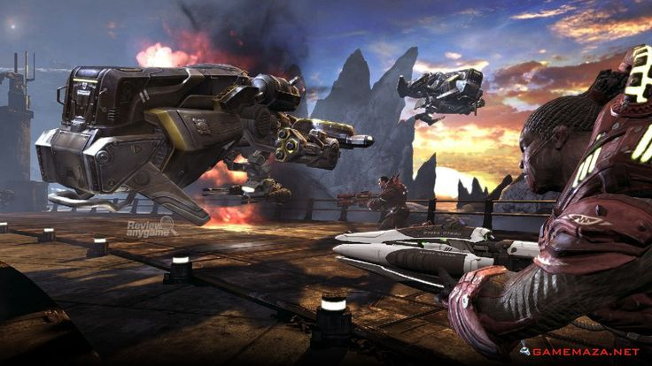Unreal Tournament 3 Gameplay Screenshot 6