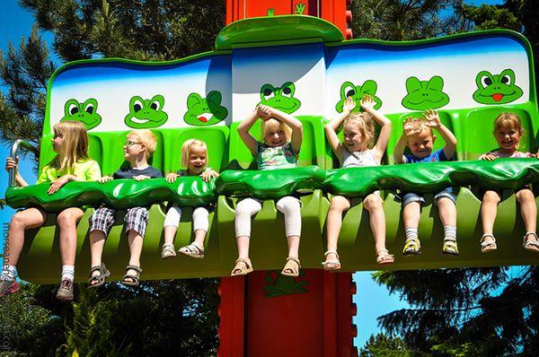 Дежавю тур в Данию. Часть третья. Legoland. Люди и манекены #Legoland #Billund