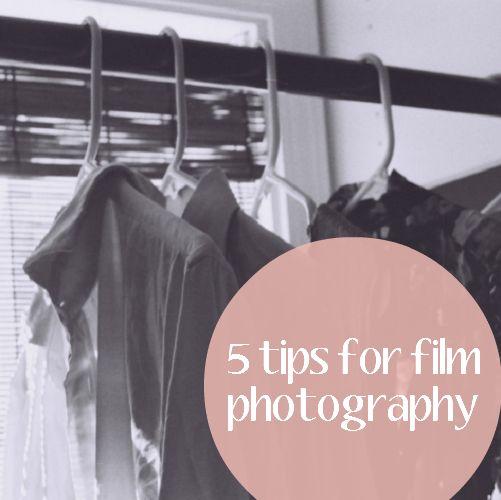 5 film photography tips . photography month - Shrimp Salad Circus