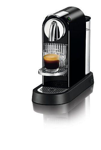 Reviewed: Nespresso D111-US-BK-NE1 Citiz Espresso Maker