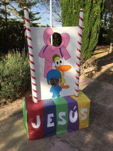 Juegos para Fiestas y Cumpleaños Infantiles Pocoyo