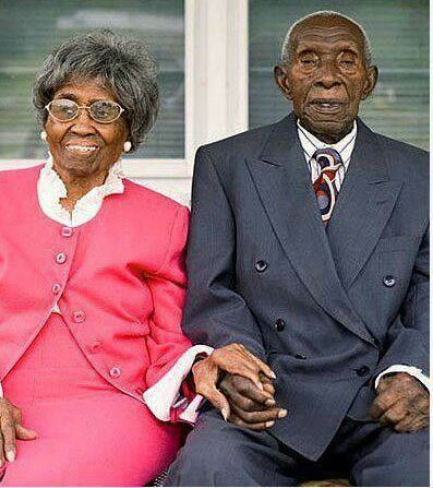 World's Longest Married Couple Has the Secret to Lasting Love