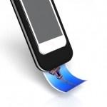 Mobile Polaroid iPhone Printer... WANT!!!!