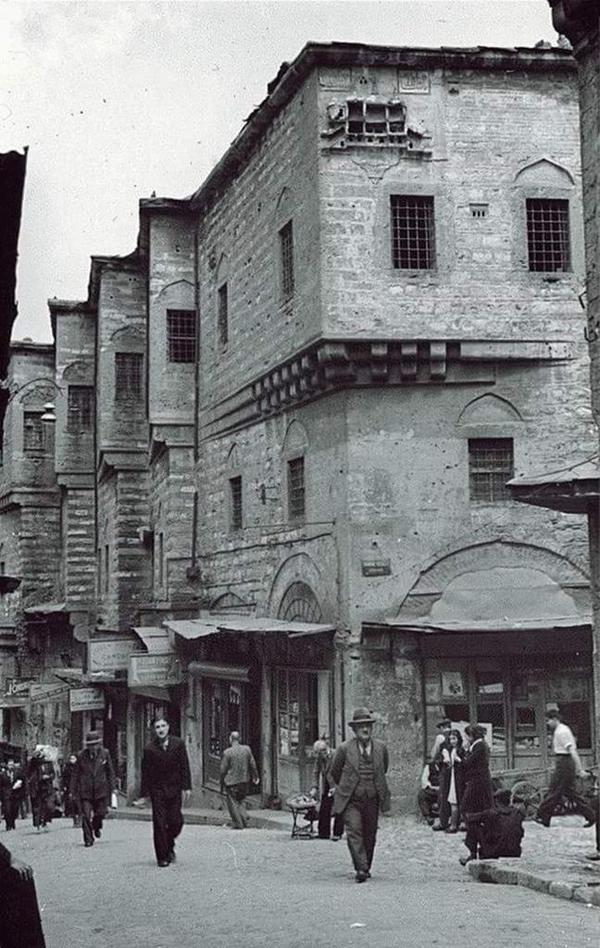Tahtakale, 1930'lar #Eminonu #istanbul #birzamanlar #istanlook