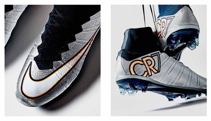 """Nike Superfly CR7 """"Silverwares"""""""