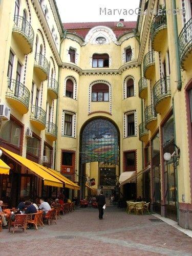 Oradea, Romania  Destination: the World