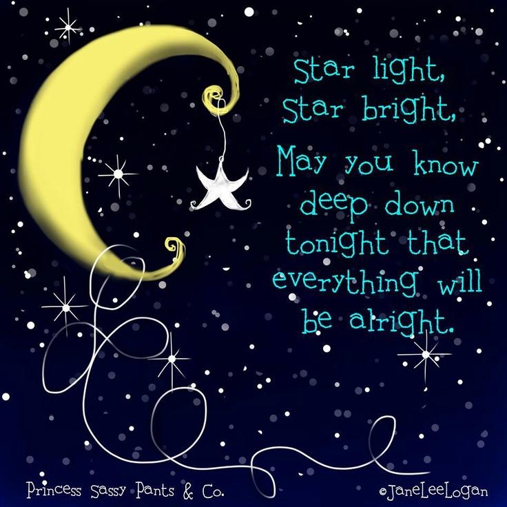 LONNIE LEE - STAR LIGHT, STAR BRIGHT LYRICS