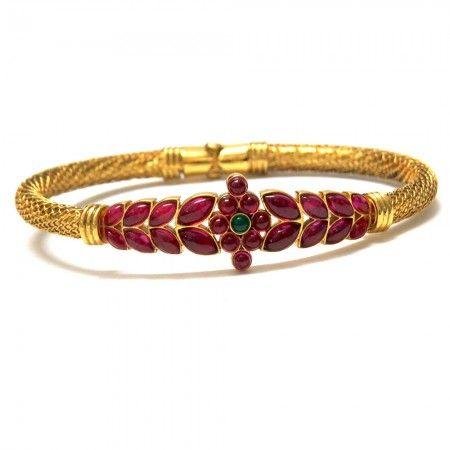 ruby-colored-stones-bangle-bracelet-4