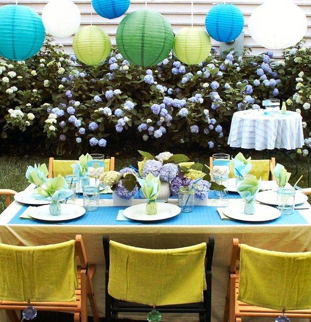 40th Birthday Dinner Party