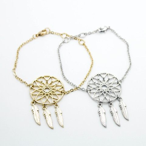 Dreamcatcher bracelet – Imsmistyle.