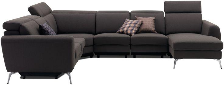 Madison modern reclinersoffa - Kvalitet från BoConcept