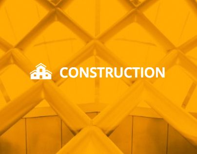 "Check out new work on my @Behance portfolio: ""Construction Company"" http://be.net/gallery/32022159/Construction-Company"