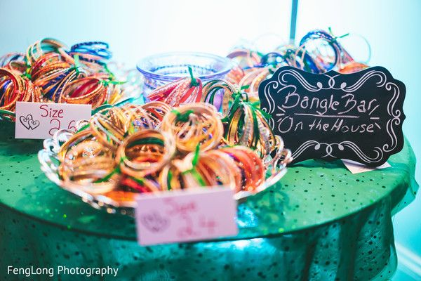 Bangle favours for your guests for your mehendi night