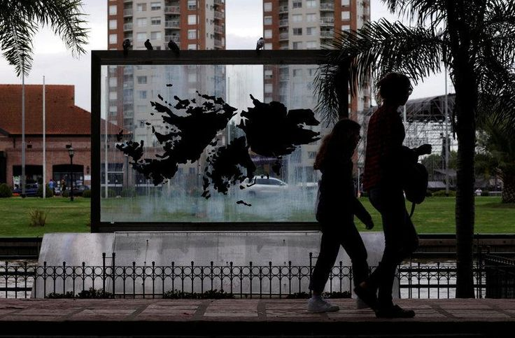 #world #news  Argentina seeks better British ties but Falklands claim remains