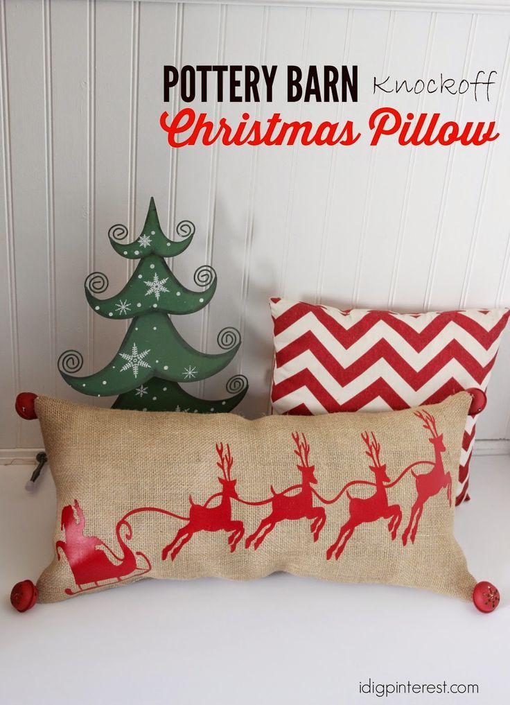 should have gotten the santa pillow last