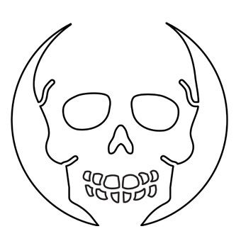 Skull--just might have to try this one