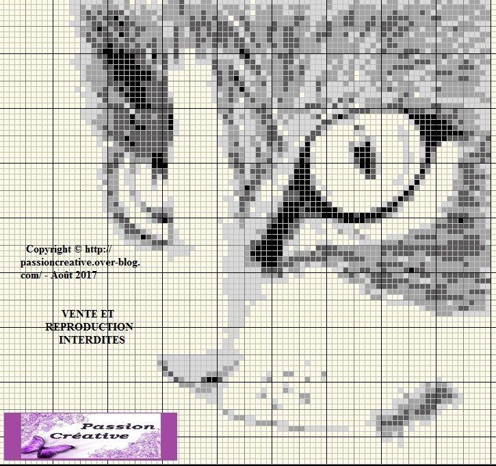 Les 174 meilleures images du tableau grilles point de croix gratuites sur pinterest broderie - Points de croix comptes grilles gratuites ...