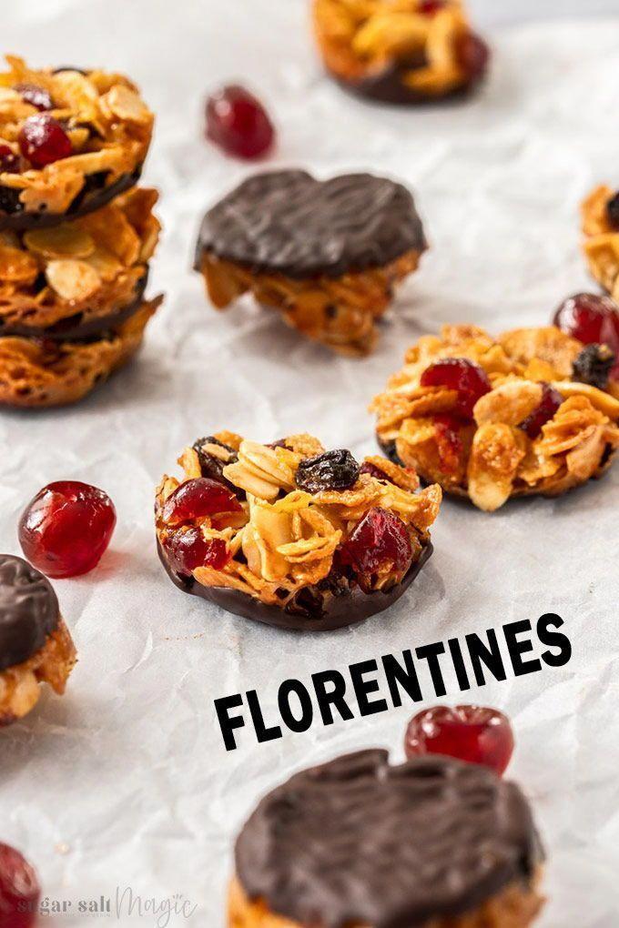 Sicilian Cannoli Recipe In 2020 Florentines Recipe Recipes Almond Cookies