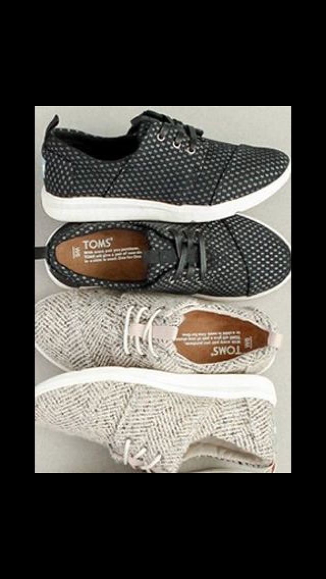 Stitch fix Shoes - TOMS. Request these cute sneakers from your stylist.