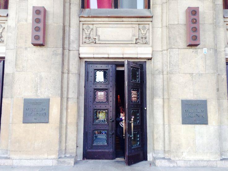 Museum of Technology / Muzeum Techniki i Przemysłu NOT