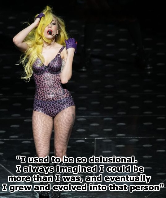 Lady Gaga Daily Quotes