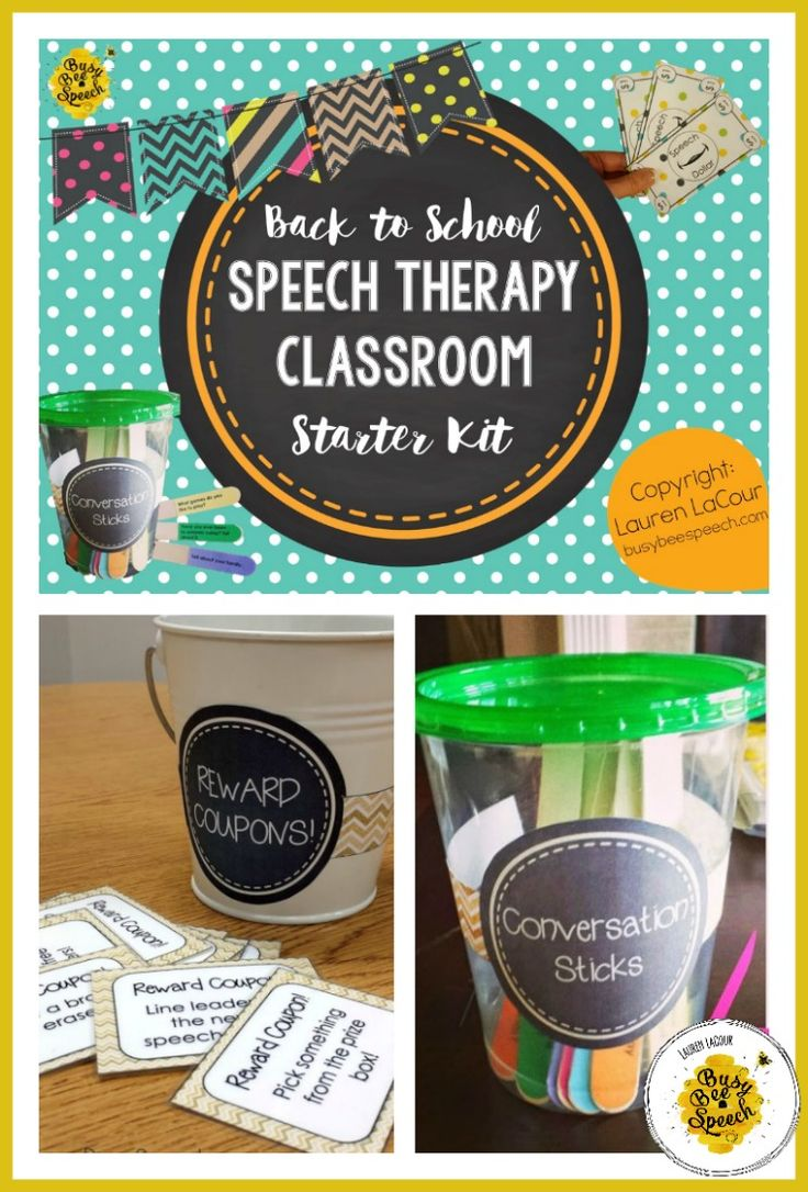 Get your speech room ready to roll back to school! Includes data sheets, incentive system, speech rules, posters, binder covers, and more!