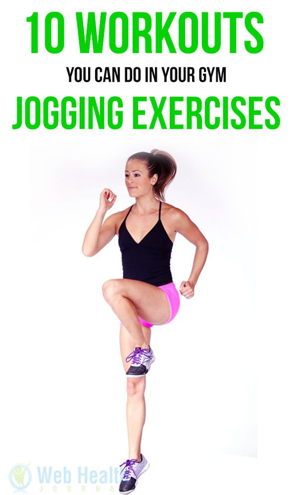 10 Workouts You Can Do in Your Gym : #cardio Posted by: NewHowtoLoseBellyFat.com