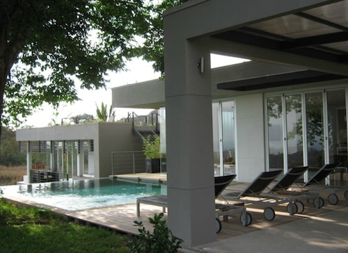 eco-villa in Costa Rica