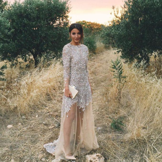 A Fashion Blogger's Stunning Wedding Dress