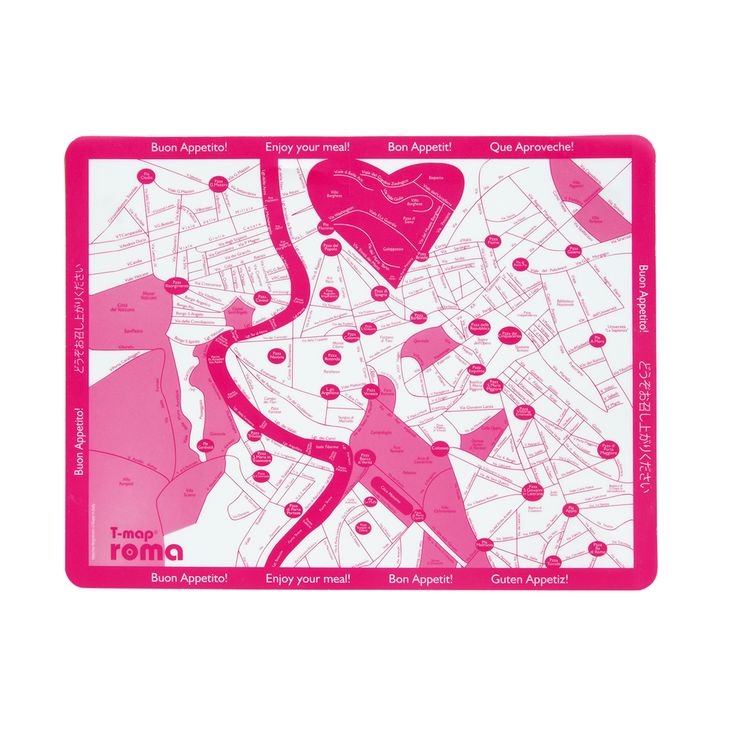 plastic placemat for breakfast by #t-map #Flooly #radiantorchid
