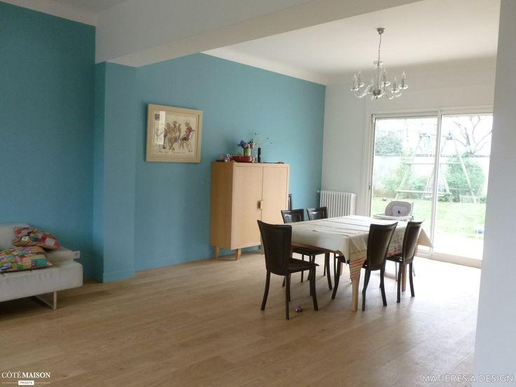 r novation maison ann es 30 mati res design c t maison projets id es s jour pinterest. Black Bedroom Furniture Sets. Home Design Ideas