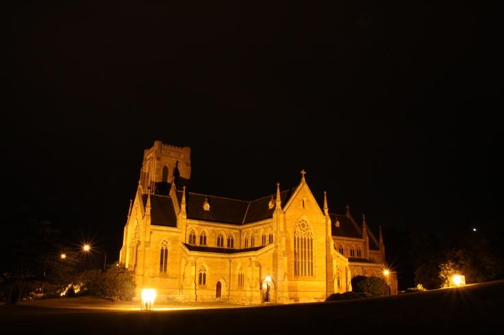 St Saviours Cathedral, Goulburn NSW , Australia