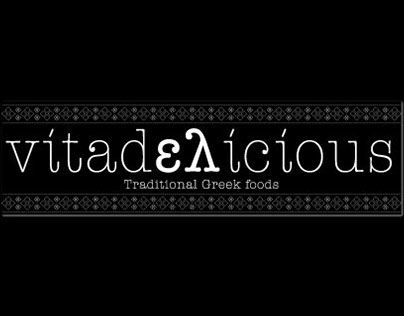 """Check out new work on my @Behance portfolio: """"VITADELICIOUS"""" http://on.be.net/1smRHdh"""
