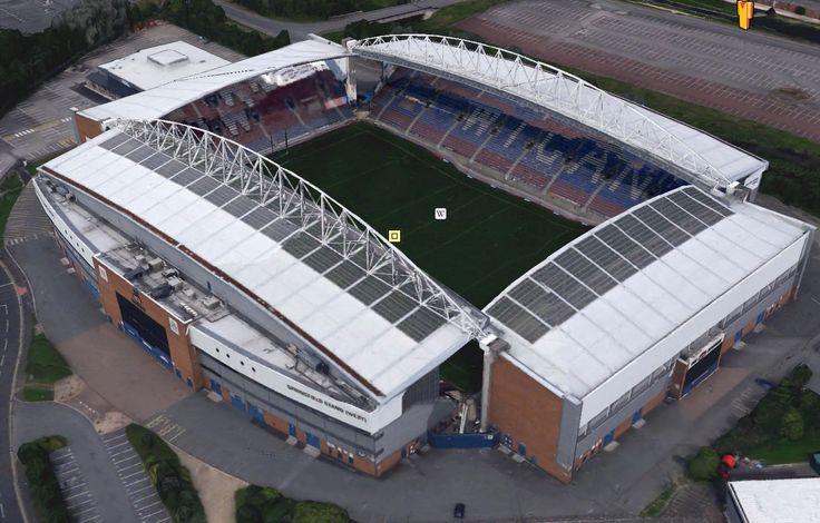DW Stadium - Home of Wigan Athletic FC
