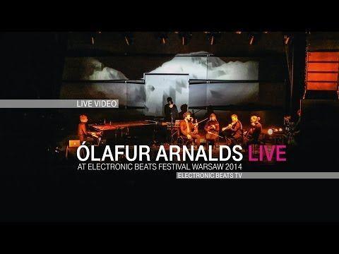 ÓLAFUR ARNALDS live in Warsaw (2014) - YouTube