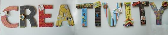 Create: Wall Art, Art Teachers, Teacher Gifts, Holiday Gift, Classroom Wall, Art Ideas, Custom Wall, Wall Letters