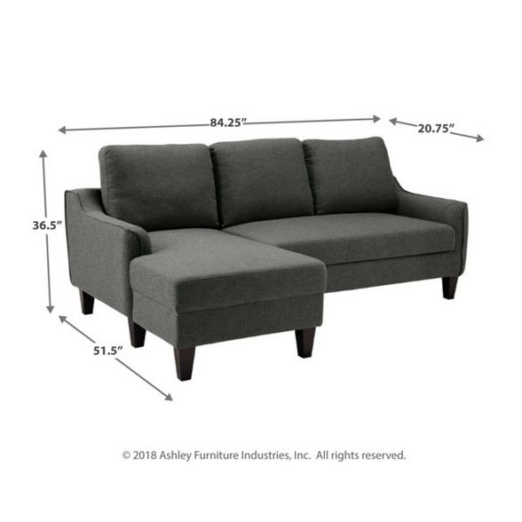Jarreau Sofa Chaise Sleeper Signature Design By Ashley Target Small Sectional Sleeper Sofa Sectional Sleeper Sofa Chaise Sofa