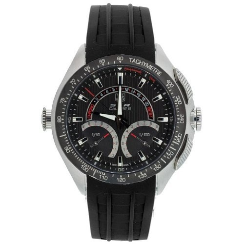 TAG Heuer Men's CAG7010.FT6013 SLR Mercedes-Benz Calibre S Laptimer Chronograph Watch by TAG Heuer @ TAG-Heuer-Watches .com