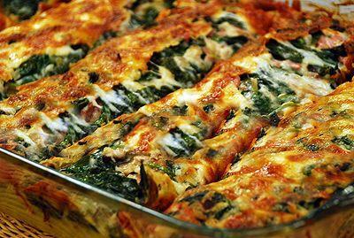 Oktay Usta Yemek Tarifleri Yeşil Elma Resimli Yemek Tarifleri: Patates Püreli Ispanak Graten